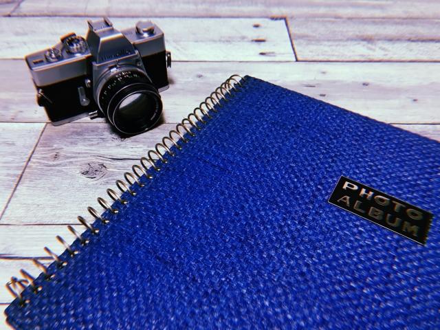 カメラとフォトブック